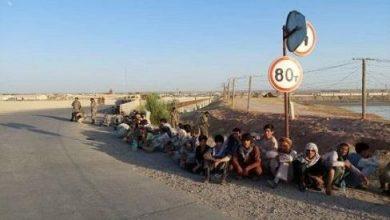 Photo of Өзбекстан шекарасынан 84 ауған жауынгері бергі бетке өтті