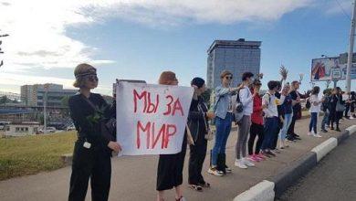 Photo of Бүгін Беларусьте қарсылық акциясы қайта жалғасты