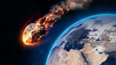 Photo of Көлемі футбол алаңы теңдес астероид Жердің жанынан өтті