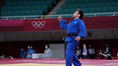 Photo of Елдос Сметов – Токио Олимпиадасының қола жүлдегері
