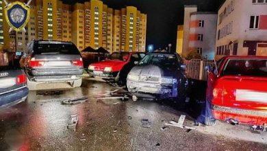 Photo of Гроднода «қара тізімдегі» милиционердің машинасы жарылды