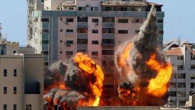 Photo of Израиль авиациясы Газа секторын бомбылауды бастап кетті