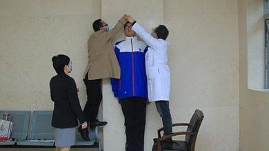 Photo of Қытайда 14 жасар оқушының бойы 221 сантиметрге жеткен