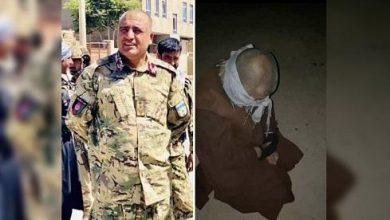 Photo of «Талибан» рақымшылық уәдесінен кейін полиция бастығын өлтірді