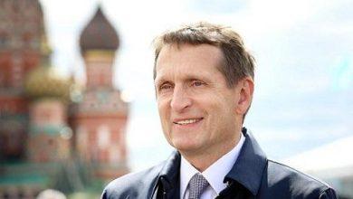 Photo of Минскіге Ресей сыртқы барлау қызметінің басшысы ұшып келді
