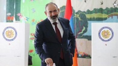Photo of Армения парламент сайлауында Пашинянның партиясы жеңіске жетті