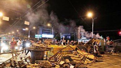 Photo of Беларусьте қарсылық тоқтаған жоқ. Бүгін жолдар жабылады