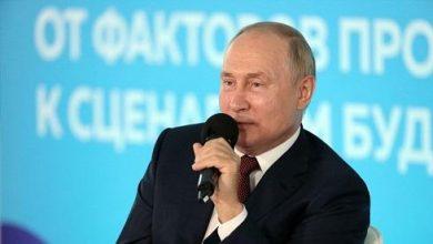 Photo of Мектеп оқушысы ашық сабақта Путиннің қателігін түзеді