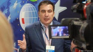 Photo of Михаил Саакашвили Грузияға қайтып оралғанын айтып отыр