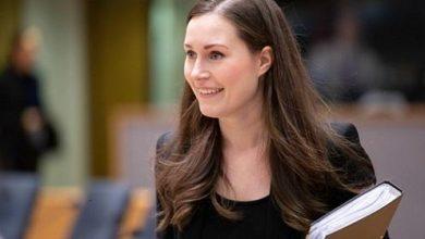 Photo of Фин премьерінің ашық-шашық суреті желіні шулатты