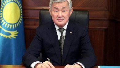 Photo of Сапарбаев Жамбыл облысының әкімі болды