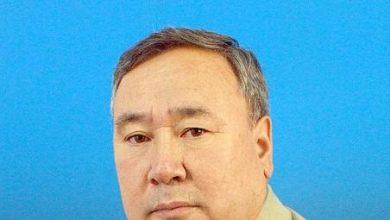 Photo of Бейсенбай Сүлейменов.  Туған күніңмен, Айтұмсық!
