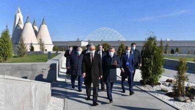 Photo of Президент Қасым-Жомарт Тоқаев бүгін Жидебайда болды