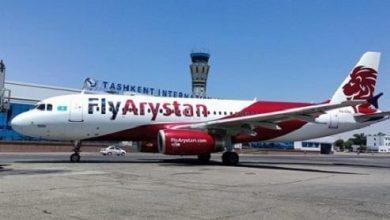 Photo of Түркістаннан Ташкентке бірінші әуе рейсі жасалды