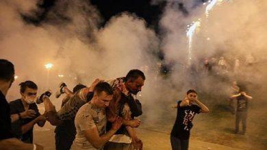 Photo of Беларусьте шерудің үшінші күні забастовка жарияланды