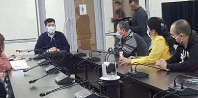 Photo of Облыстық штаб бастығы шетелдік бақылаушылармен кездесті