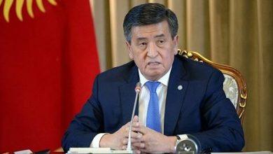 Photo of Қырғыз президенті өзінің қызметтен кететін кезін айтты